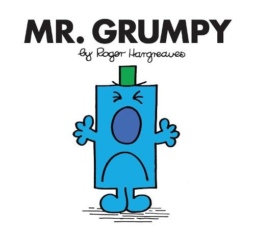 9781405289436: Mr. Grumpy (Mr. Men Classic Library)