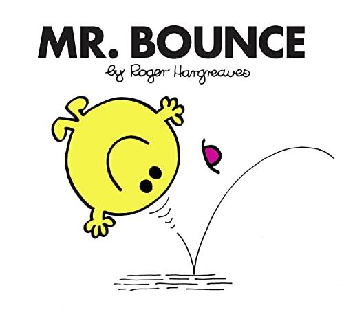 9781405289481: Mr. Bounce (Mr. Men Classic Library)