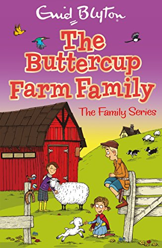 9781405289511: The Buttercup Farm Family
