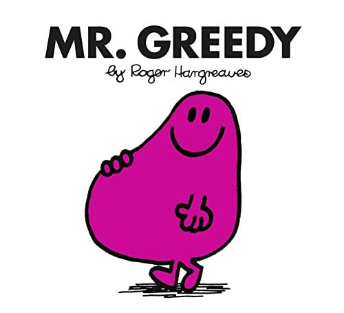 9781405289597: Mr. Greedy (Mr. Men Classic Library)