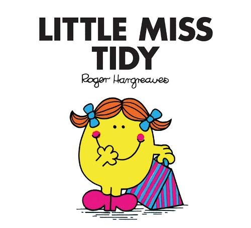 9781405289610: Little Miss Tidy (Little Miss Classic Library)