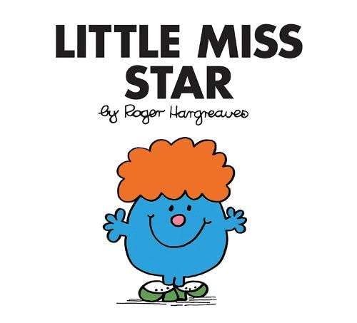 9781405289887: Little Miss Star (Little Miss Classic Library)