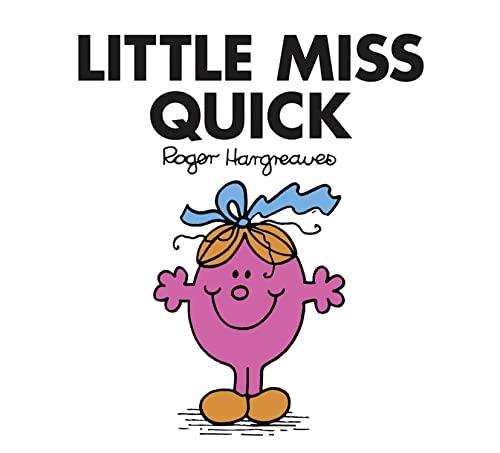 9781405289948: Little Miss Quick