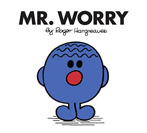 9781405290005: Mr. Worry (Mr. Men Classic Library)