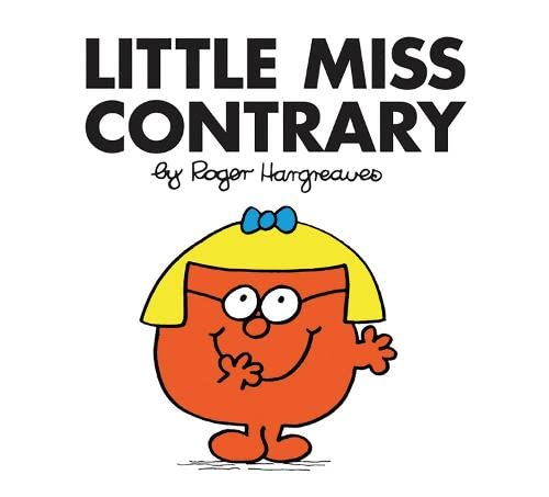 9781405290029: Little Miss Contrary (Little Miss Classic Library)