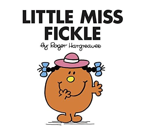 9781405290043: Little Miss Fickle