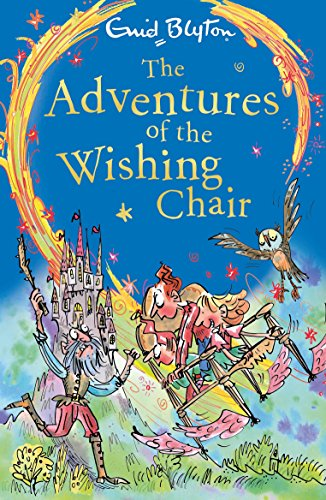 9781405290166: The Adventures of the Wishing-Chair (Wishing Chair 1)