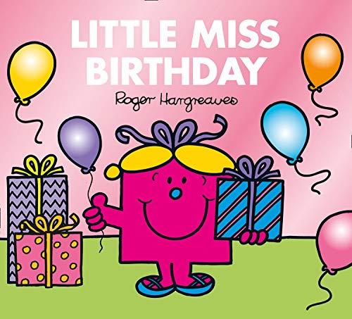 9781405290210: Little Miss Birthday (Mr. Men & Little Miss Celebrations)