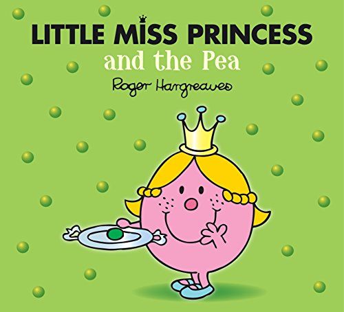 9781405290227: Little Miss Princess and the Pea