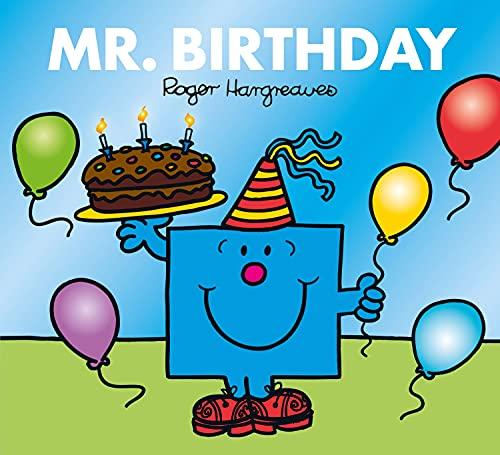 9781405290258: Mr. Birthday (Mr Men & Little Miss Celebratn)