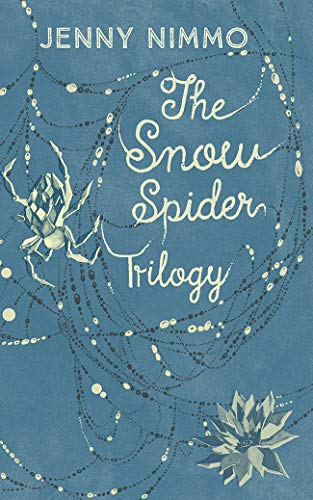 9781405290302: The Snow Spider Trilogy