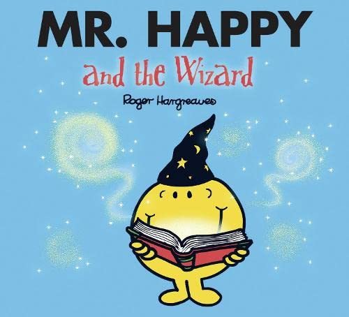 9781405290425: Mr. Happy and the Wizard (Mr. Men & Little Miss Magic)
