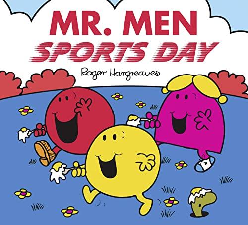 9781405290449: Mr. Men Sports Day (Mr. Men & Little Miss Celebrations)