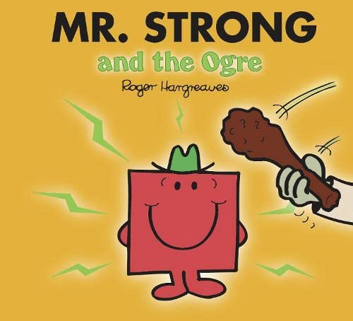 9781405290517: Mr. Strong and the Ogre