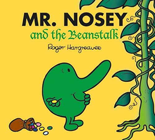 9781405290531: Mr. Nosey and the Beanstalk
