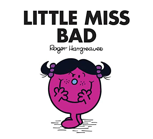 9781405290609: Little Miss Bad (Little Miss Classic Library)