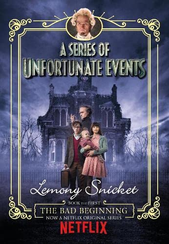 9781405290647: The Bad Beginning (A Series of Unfortunate Events)