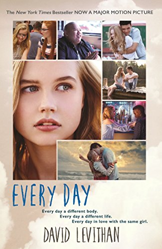 9781405291279: Every Day: Film Tie-in