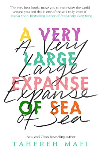 9781405292603: A Very Large Expanse of Sea