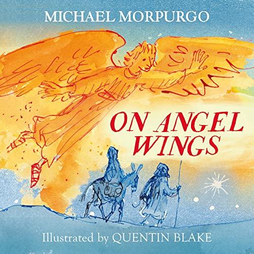 9781405293150: On Angel Wings