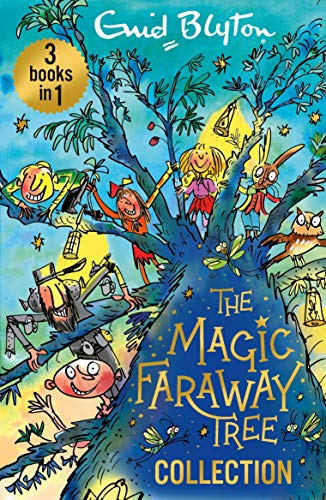9781405293600: The Magic Faraway Tree Collection
