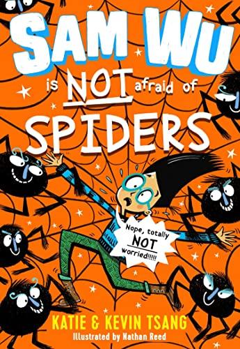 9781405294287: Sam Wu is NOT Afraid of Spiders!
