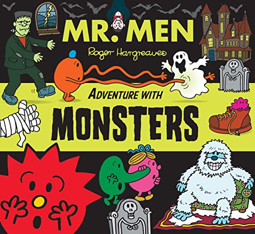 9781405294515: Mr Men: Adventure with Monsters