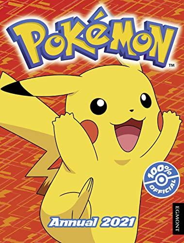 9781405297295: Pokemon Annual 2021