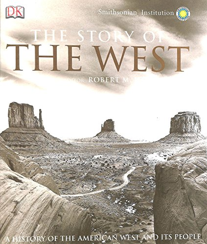 9781405300155: The Story of the West