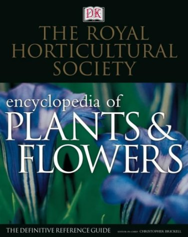 9781405300575: The Royal Horticultural Society New Encyclopedia of Plants and Flowers