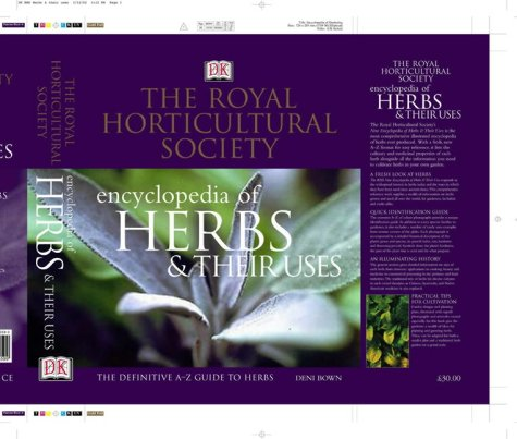 Stock image for RHS Encyclopedia of Herbs & Their Uses for sale by WorldofBooks