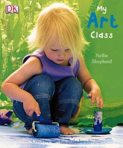 9781405300803: My Art Class