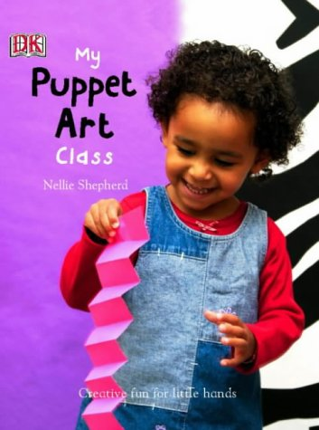 9781405300827: My Puppet Art Class (My art class)