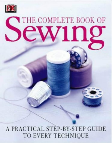 9781405300940: The Complete Book of Sewing
