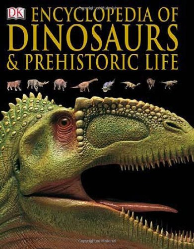 9781405300995: Encyclopedia of Dinosaurs and Prehistoric Life