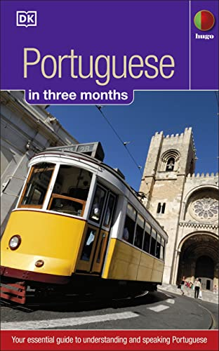 9781405301046: Portuguese in 3 Months (Hugo in 3 Months (Paperback))