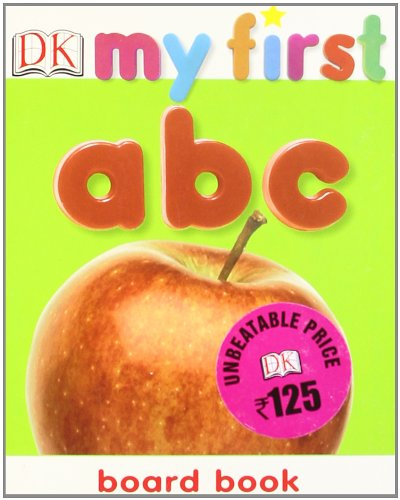 9781405301244: ABC (My First Board Book)