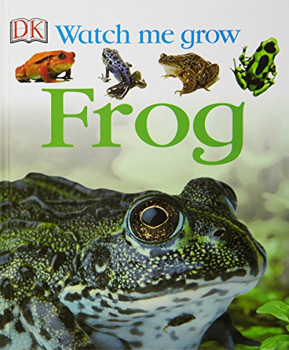9781405301619: Frog (Watch Me Grow)