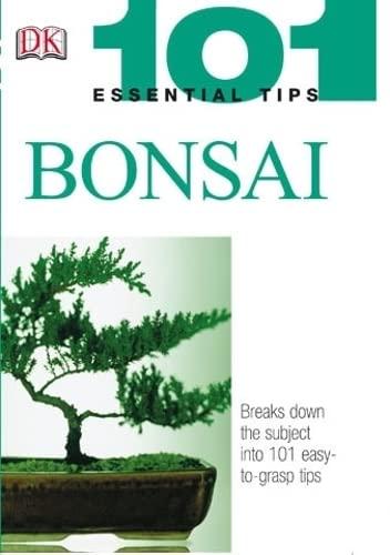 9781405301671: 101 Essential Tips: Bonsai