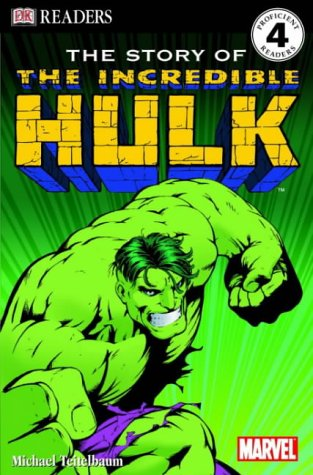 9781405301756: DK Reader Level 4: The Story of the Incredible Hulk (DK Readers Level 4)