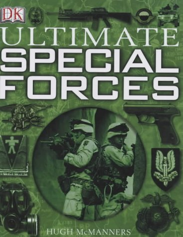 9781405302241: Ultimate Special Forces