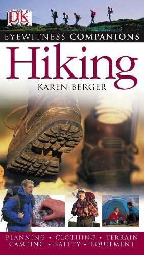 Hiking (Eyewitness Companions) (1405302526) by Karen Berger