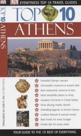 9781405302753: DK Eyewitness Top 10 Travel Guide: Athens (DK Eyewitness Travel Guide)