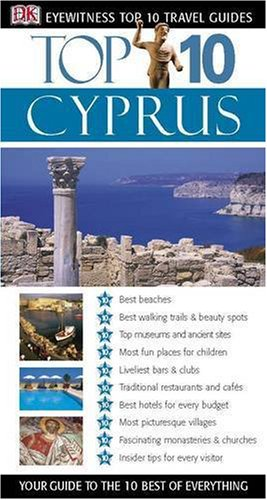 9781405302760: Cyprus / Chypre (Ht) (DK Eyewitness Top 10 Travel Guide)