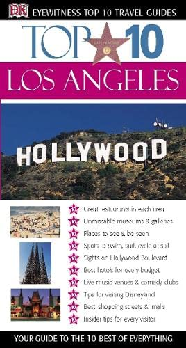 9781405302784: Los Angeles (DK Eyewitness Top 10 Travel Guide)