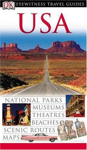 9781405302913: USA (DK Eyewitness Travel Guide)