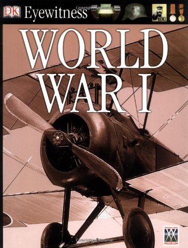 9781405302982: World War I (Eyewitness)