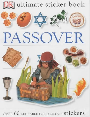 9781405303347: Passover Ultimate Sticker Book