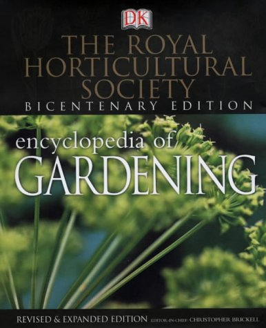 9781405303538: RHS Encyclopedia of Gardening: RHS Bi-centennial Edition