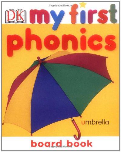 9781405303576: Phonics (My First Board Book)